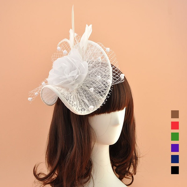 Senhoras Charmosa/Exquisite Renda Fascinators