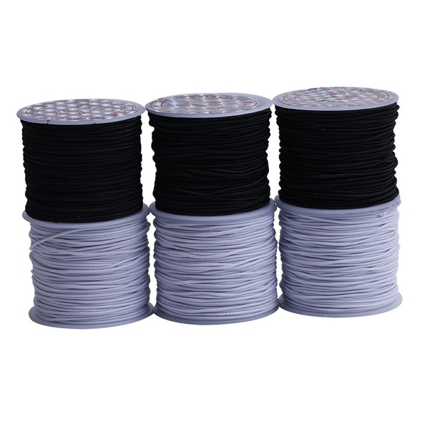 Rubber/Fabric Cord (Sold in a single piece)