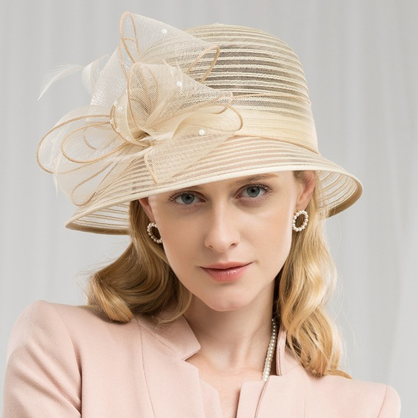 Ladies' Special/Glamourous/Simple/Exquisite/High Quality/Romantic/Vintage/Artistic Polyester Fascinators