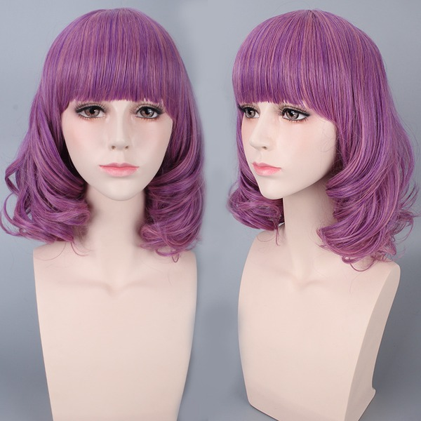 Loose Wavy Synthétique Perruques capless Cosplay / Perruques à la mode 220g