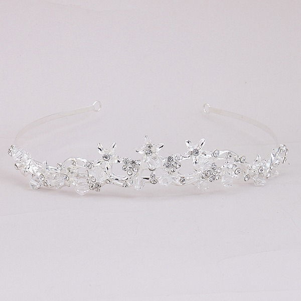 Ladies Beautiful Crystal Tiaras