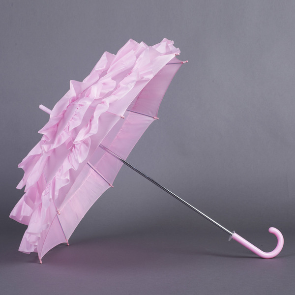 Pink Terylene Wedding Umbrellas