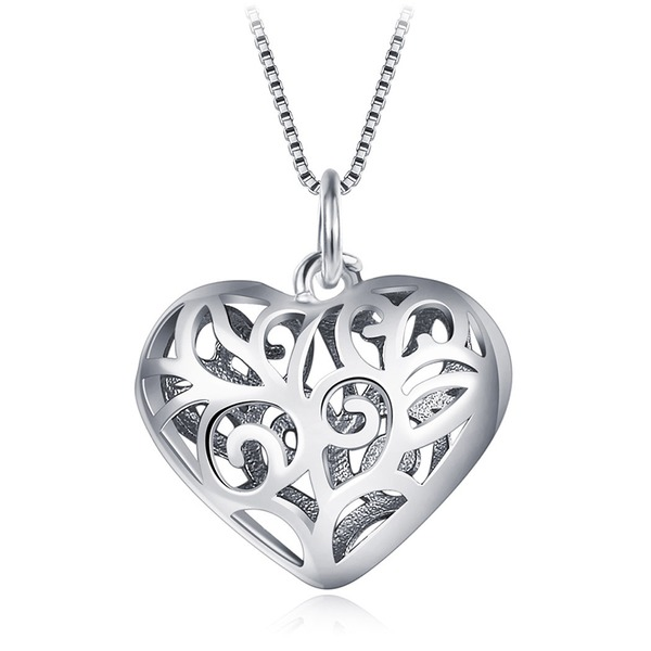 Gorgeous Silver Ladies' Fashion Necklace (Sold in a single piece)