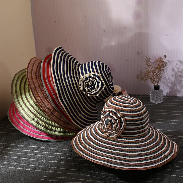 Ladies' Gorgeous/Glamourous/Elegant Cotton Floppy Hat