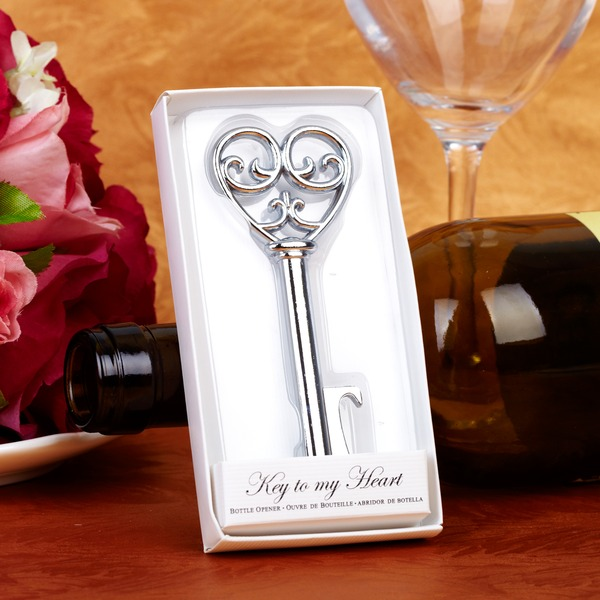 Key to My Heart Beer Bottle Openers