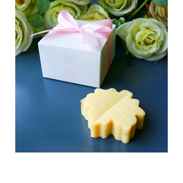 "Classic/Lovely/""Maple Leaf"" Soaps (Sold in a single)"