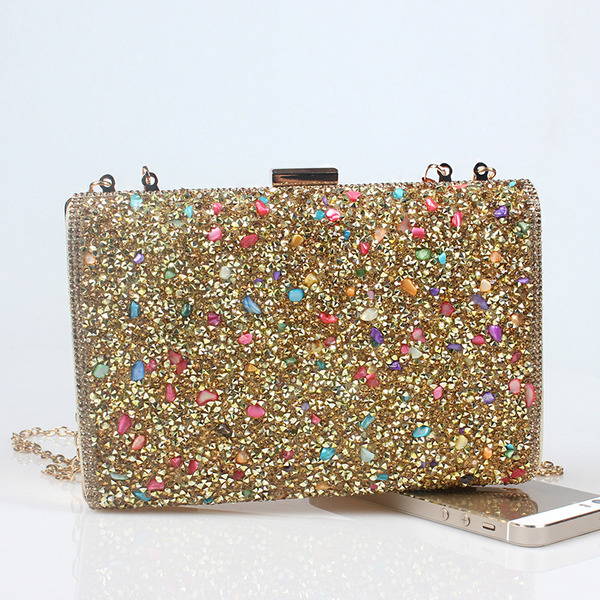 Charming/Bright/Attractive Sparkling Glitter Clutches/Bridal Purse/Evening Bags