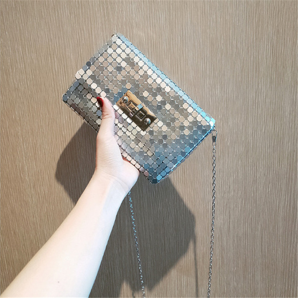 Fashionable/Refined/Pretty Aluminum Clutches