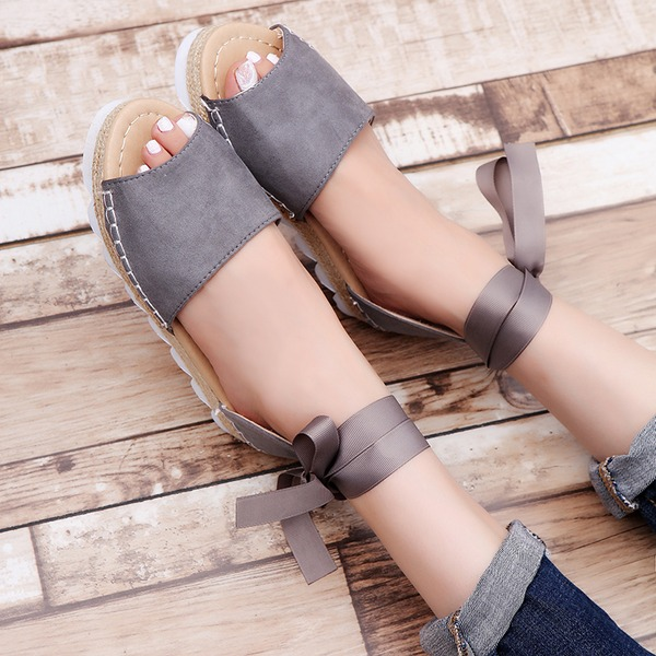 Women's Flat Heel Sandals shoes