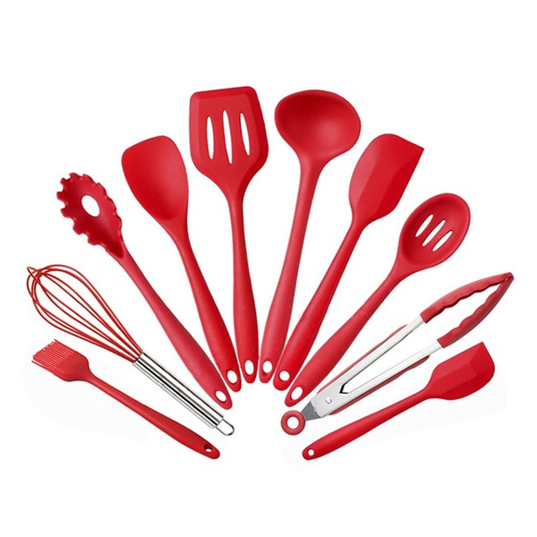 classic silicone kitchen & dining (Set of 10)