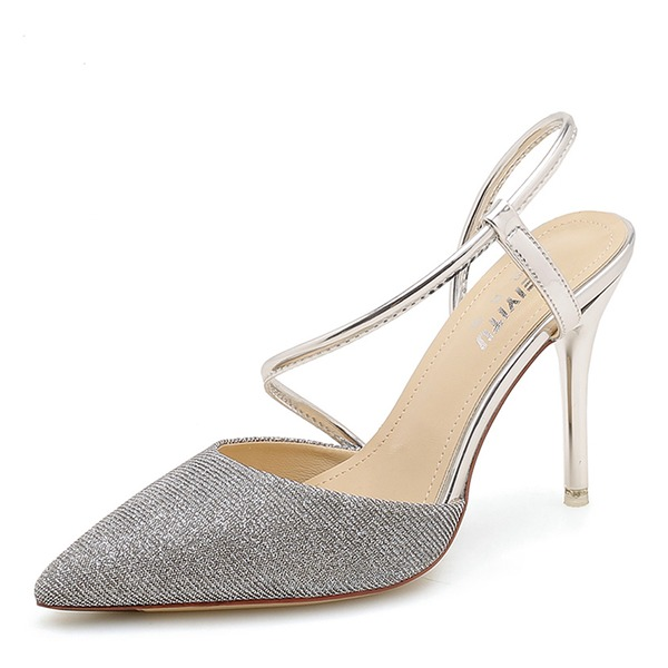 Women's Sparkling Glitter Stiletto Heel Pumps shoes