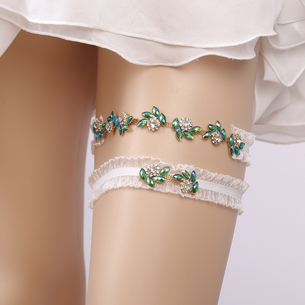 2-Piece/Beautiful/Attractive Wedding Garters