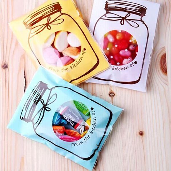 Other Plastic Favor Bags (Set of 100)