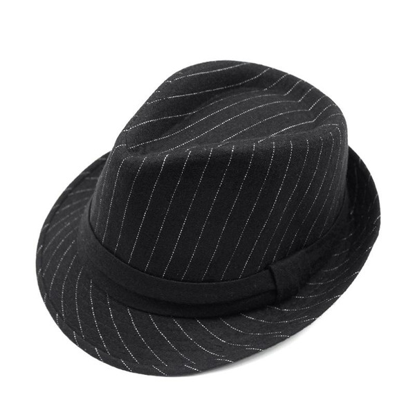 Men's Classic/Simple Wool Blend Panama Hats