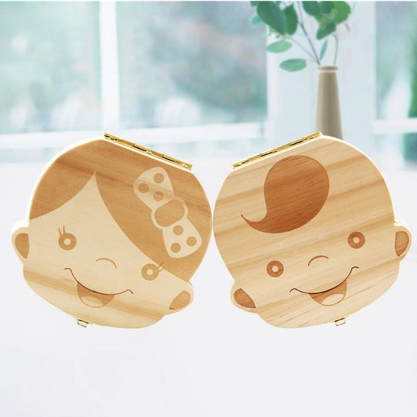 Wooden Toothpick Box (Set of 10)