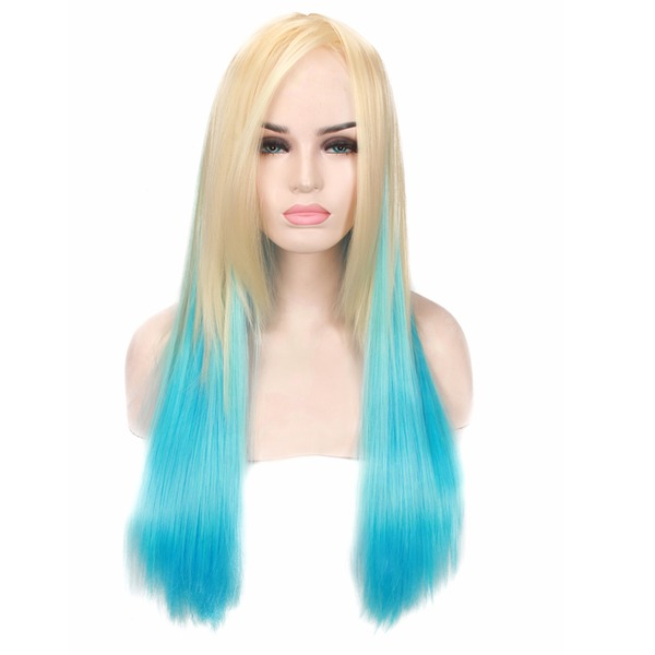 Straight Synthetic Hair Capless Wigs Cosplay/Trendy Wigs 330g