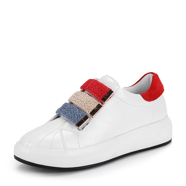 Women's leatherette Sneakers