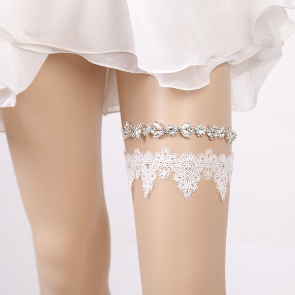 Elegant Wedding Garters