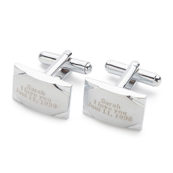 Personalized Copper Cufflinks (Set of 2)