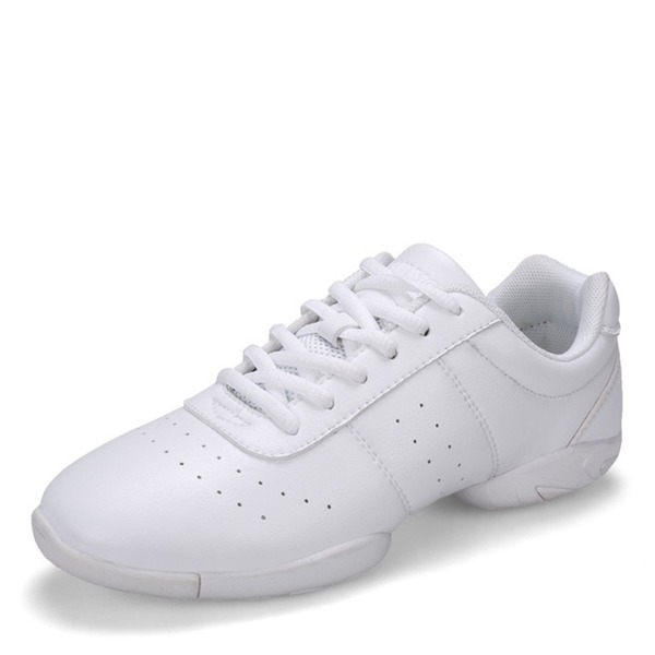 Unisex Leatherette Sneakers Modern Sneakers Practice Dance Shoes