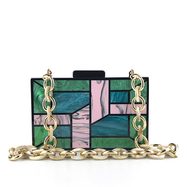 Unique/Charming/Fashionable Acrylic Clutches/Evening Bags