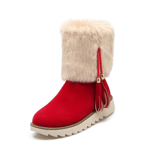 Naisten Mokkanahka Matalakorkoiset Heel Matalakorkoiset kengät