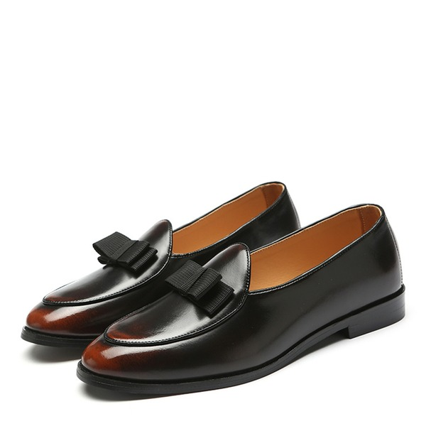 Mannen Kunstleer Penny Loafer Casual Loafers voor heren