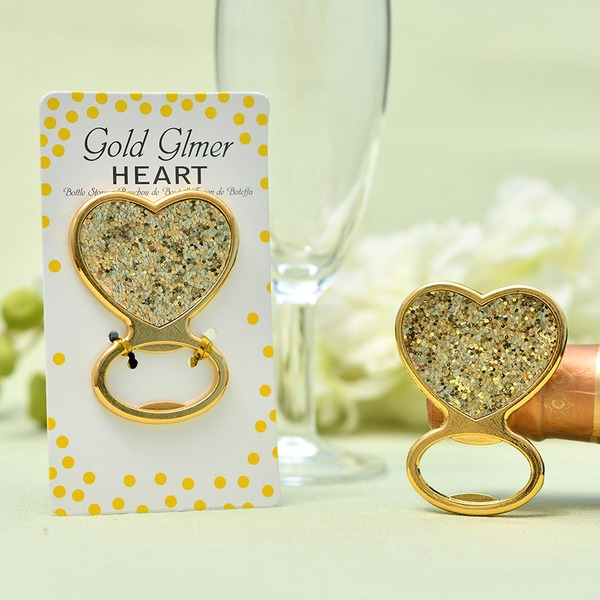 Creative/Classic/Simple Hearts Shape Zinc alloy Bottle Openers (Sold in a single piece)