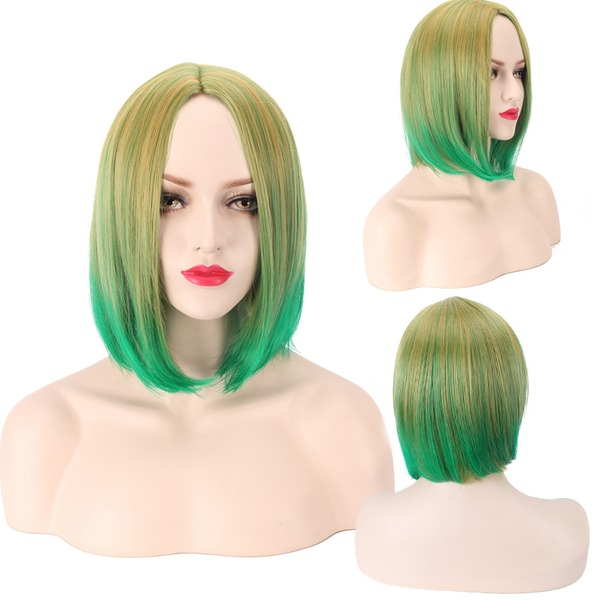 Straight Synthetic Hair Cosplay/Trendy Wigs 260g