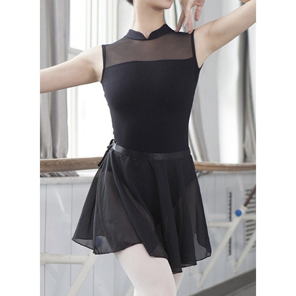 Women's Dancewear Lycra Ballet Practice Leotards