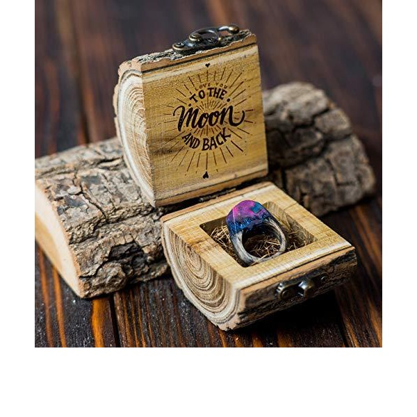 Woodland Wood Ring Boks