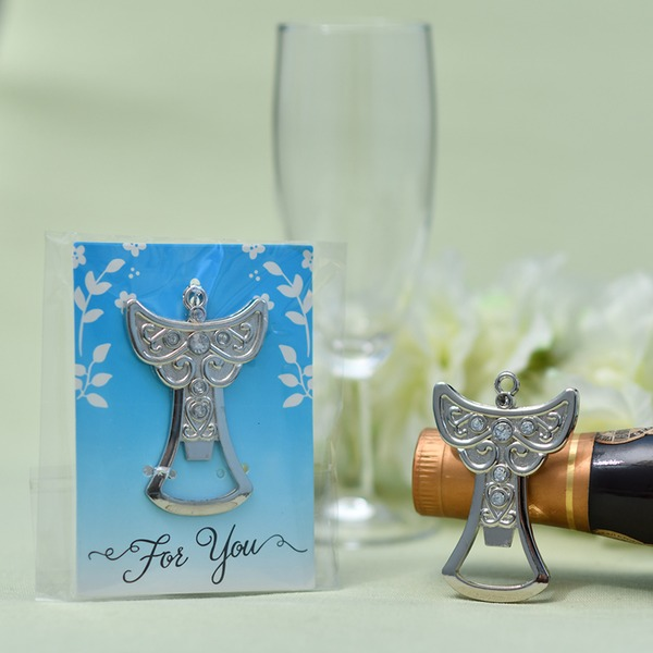 Beautiful Angel Angel Design Zinc alloy Bottle Openers (Sold in a single piece)