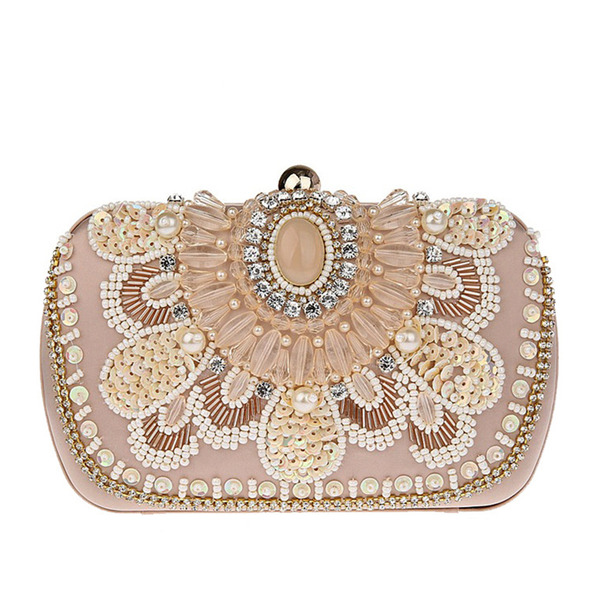 Charming/Fashionable/Shining Polyester Clutches/Evening Bags