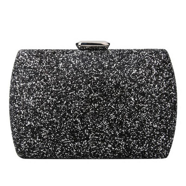Shining PU Clutches/Bridal Purse/Evening Bags