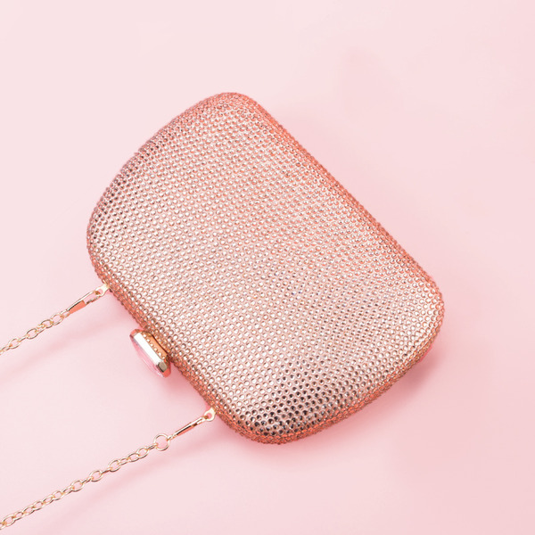 Elegant/Unique/Shining Metal Clutches/Evening Bags