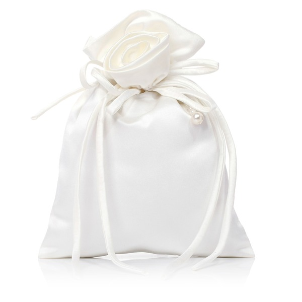 Gorgeous Satin Bridal Purse