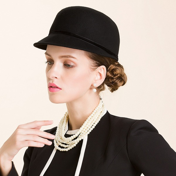 Dames Simple/Accrocheur/Jolie Coton Chapeau melon / Chapeau cloche